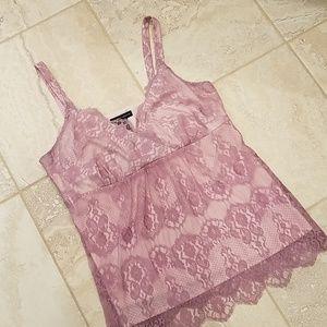 NY&Co lace top